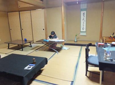 川越岸町教室